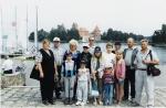 Dalis Kazimierų Trakuose 1998 m. Centre priekyje – Kazimieras Gelžinis