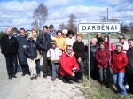 Išvyka į Darbėnų kaimo sodybą 2007 m.